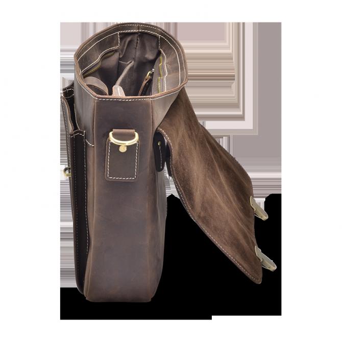 UMBER MESSENGER BAG SUMNER. - 5