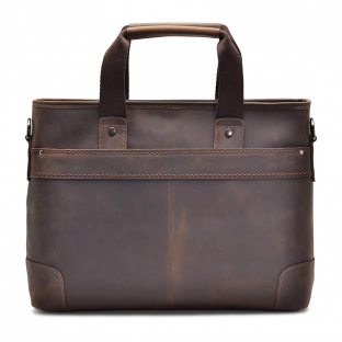 UMBER SLIM BRIEFCASE HARVY. - 1