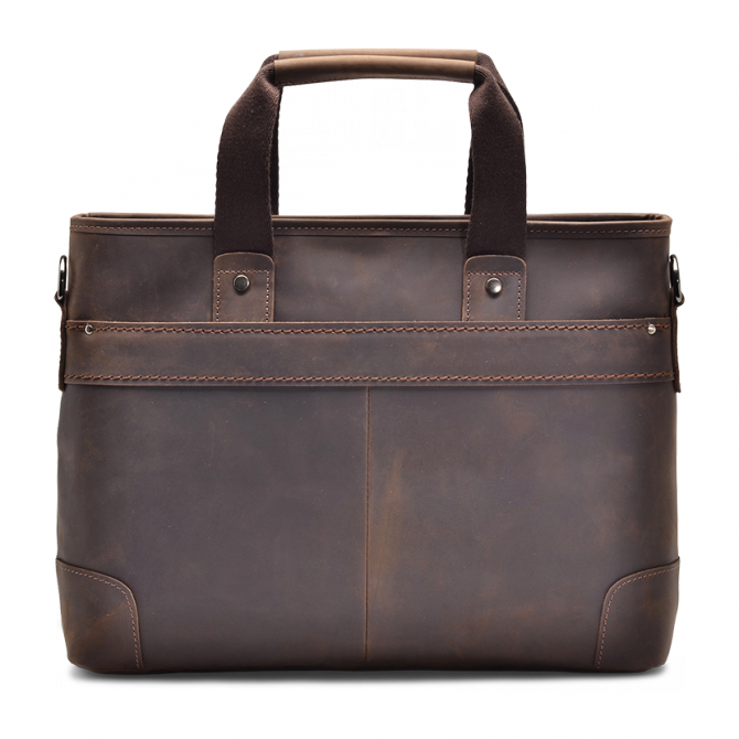 UMBER SLIM BRIEFCASE HARVY. - 4