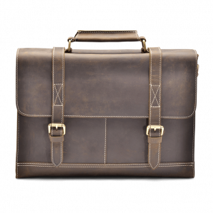 UMBER RETRO MESSENGER BAG ARLIS. - 1