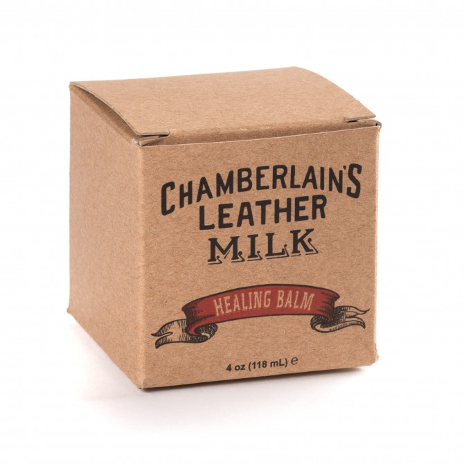 CHAMBERLAIN'S HEALING BALM - 4OZ LEATHER CARE HEALING BALM - 6